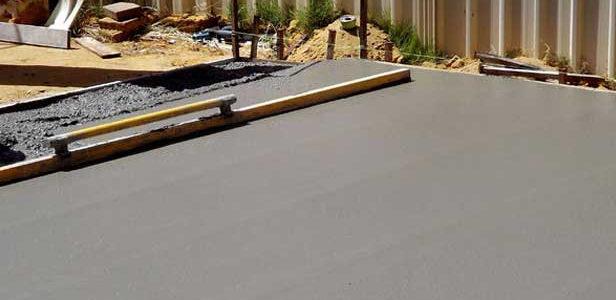 Hogyan kell betonozni?