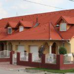 Bramac Duna Novo téglavörös cseréptető