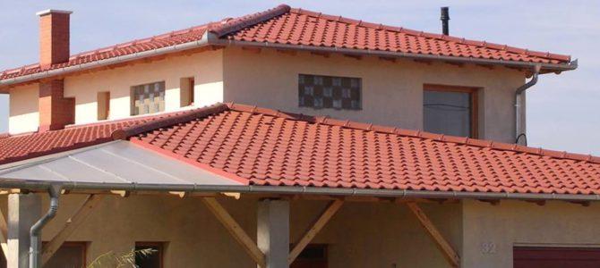 Miért jók a kis hajlásszögű tetők?
