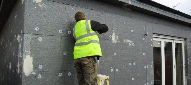 Ablak és fal közötti szigetelés