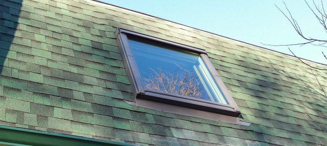 Kisebb gázszámla a tetőablak cseréjével