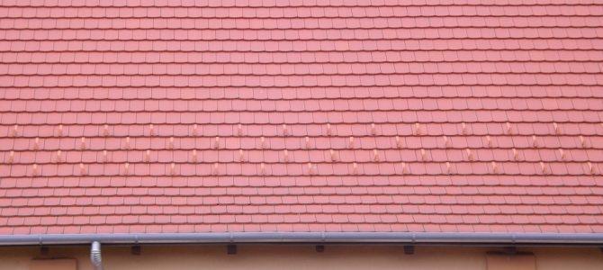 Szakszerű kivitelezés, tartós tető