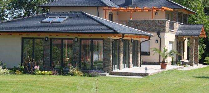 Hővisszaverő tetőcserép a nyári kánikula ellen