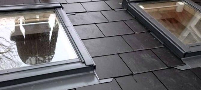 Penészes tetőablak