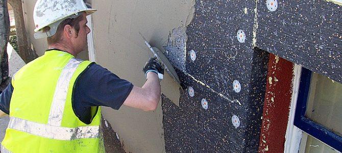 Mikor használja a grafitos hőszigetelést?
