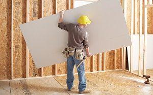 gipszkarton válaszfal építés házilag