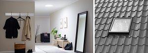 Velux tető fénycsatorna